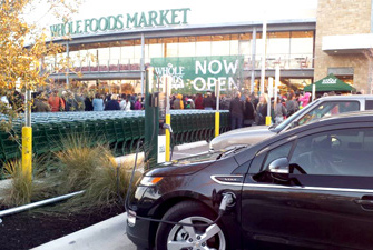 Whole Foods Domain