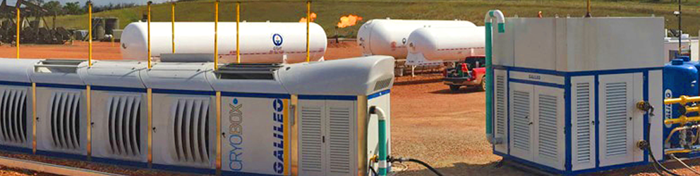 Galileo Cryobox Nano LNG Plant