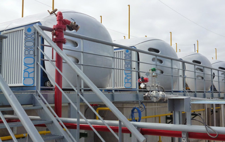 Liquid Natural Gas (LNG)