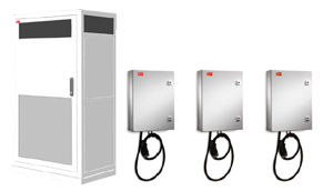ABB HVC Overnight Charging System